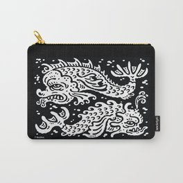 Sea Creatures Carry-All Pouch