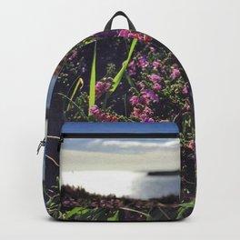 Natural landscape Backpack