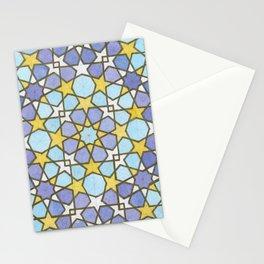 Stars at Twilight Stationery Cards