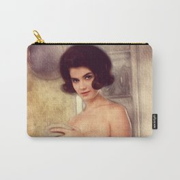 Sexy Vintage Pinup Carry-All Pouch