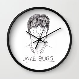 Bugg Wall Clock
