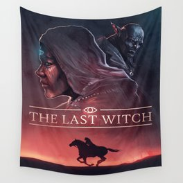 The Last Witch Wall Tapestry