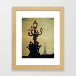 Paris (France) Framed Art Print