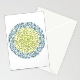 MANDALA  (mb11-010) Stationery Cards