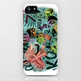 Scott Pilgrim, Fan Art iPhone Case