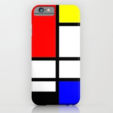 Mondrian iPhone 6 Slim Case