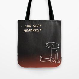 Car Seat Headrest - How To Leave Town Tote Bag