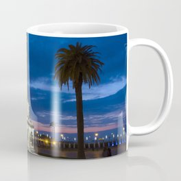 Clock tower. Coffee Mug