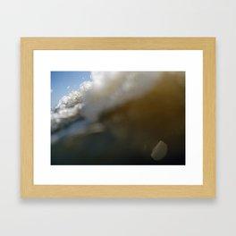 OceanSeries16 Framed Art Print