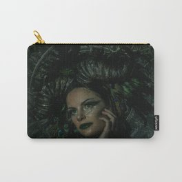 The Green Fairy Carry-All Pouch