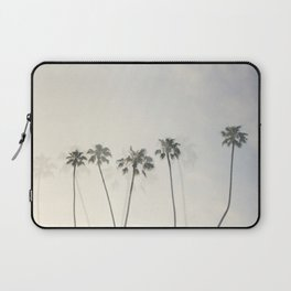 Double Exposure Palms 1 Laptop Sleeve