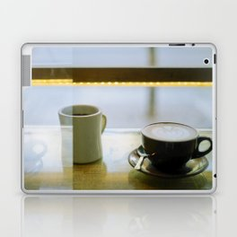 thinking cup Laptop & iPad Skin