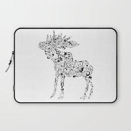 Many shapes of the Moose Laptop Sleeve
