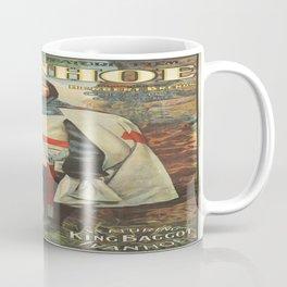 Vintage poster - Ivanhoe Coffee Mug