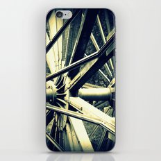 Tailing Wheels II iPhone & iPod Skin