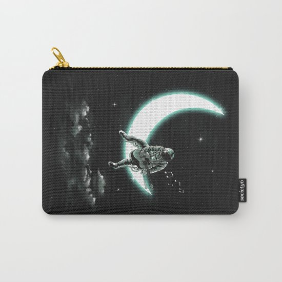 The Moon Song Carry-All Pouch