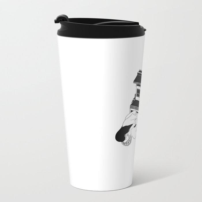 Instant Love Metal Travel Mug