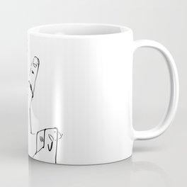 Tangled Coffee Mug