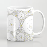 eggs Mugs featuring Eggs by Alisa Galitsyna
