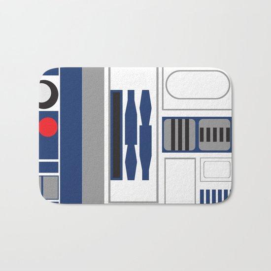 Star Wars - R2D2  Bath Mat