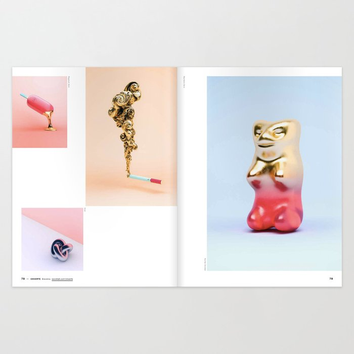 Society6 Art Quarterly / No.1.1 Editions
