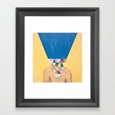Ode Framed Art Print
