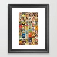 Wallpaper 2 Framed Art Print