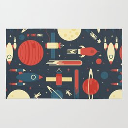 Space Odyssey Rug