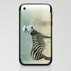Trooper Stripes  _ Star Wars _ Zebra iPhone & iPod Skin