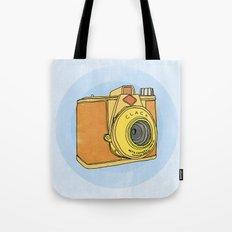 So Analog Tote Bag