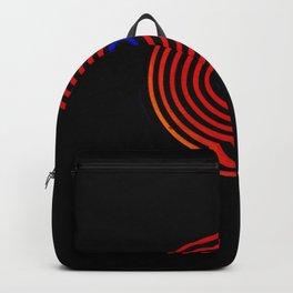 shape of my heart Backpack