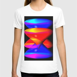 Perspective by funnels ... T-shirt