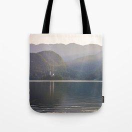 Bohinj Lake Tote Bag