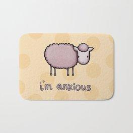 Anxious Sheep Bath Mat