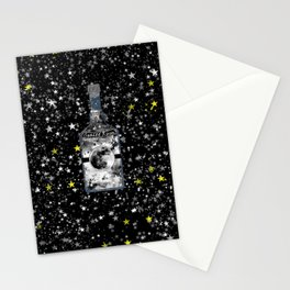 Spaced Rum Stationery Cards