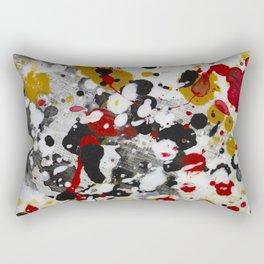 Erasma (laptop) Rectangular Pillow