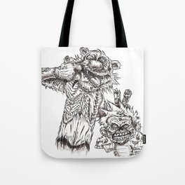 The best presents don't come in boxes Tote Bag