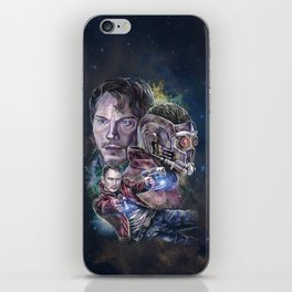Star Lord - Galaxy Guardian iPhone Skin