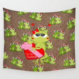 For My Sweetie Wall Tapestry