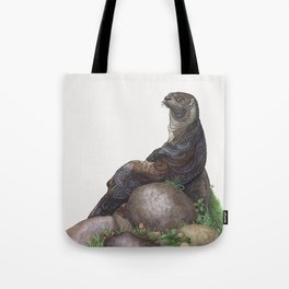 The Majestic Otter Tote Bag