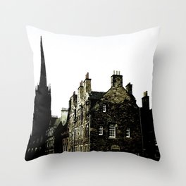 WEE TOWN Throw Pillow