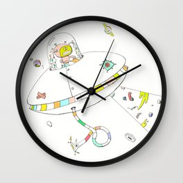 I Don't Want to Believe Wall Clock