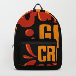 Guitar Guitarist Girl Backpack