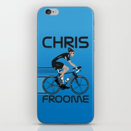 Chris Froome iPhone Skin