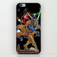 returns iPhone & iPod Skins featuring Hope Returns by Artless Arts