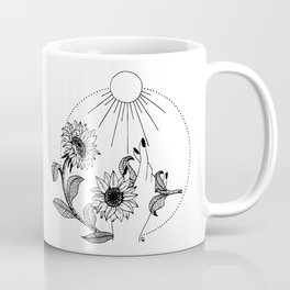 The Sun Coffee Mug