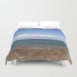 Sandy Neck Duvet Cover