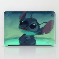 stitch iPad Cases featuring Stitch by Princess Goldilocks