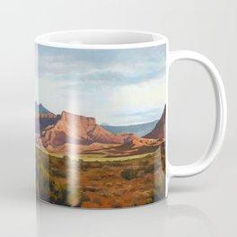 Moab Summer Evening Coffee Mug