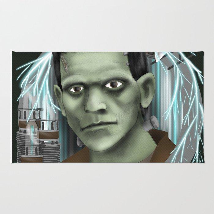 Frankenstein Rug